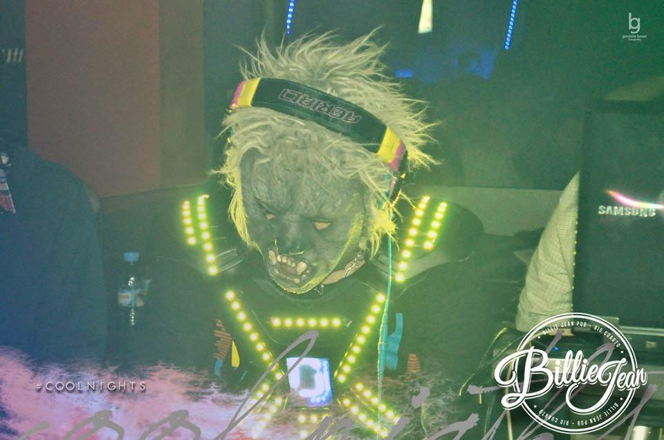 DJ MIGUEL VARGAS - TOUR 2014