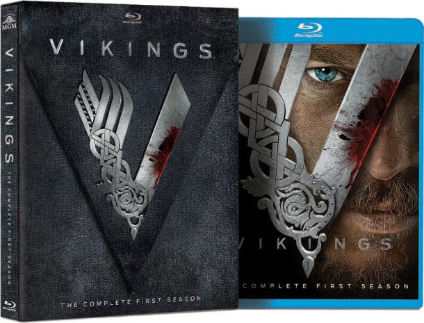Vikings (2013) Season 1 Full 9 Episode