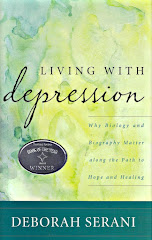 Silver%2Bmedal Feeding Your Five Senses: The Best Depression Getaway Ever by guest blogger Dr. Deb Serani