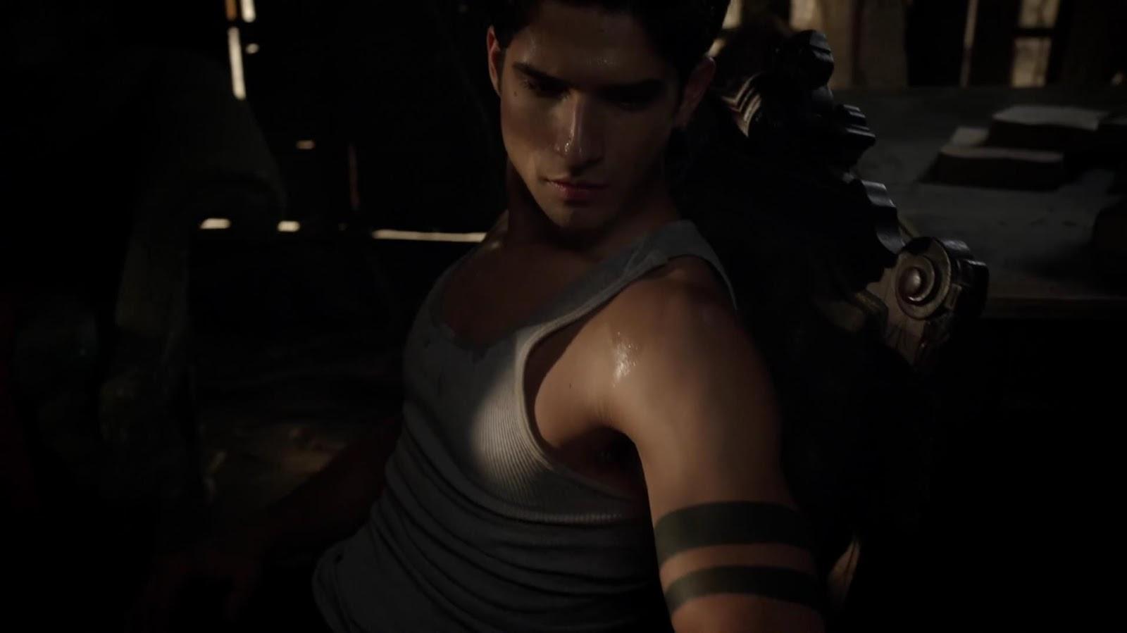 Teen wolf armband tattoo