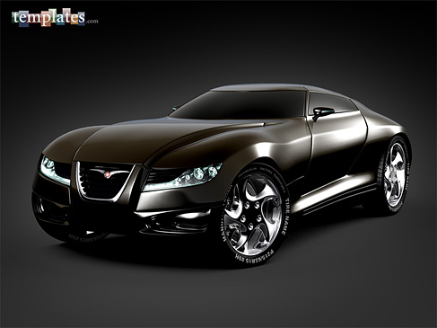 A Free Wallpaper Depicting A Luxury Modern Black Car  0 4