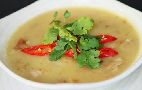 Resep Sup Krim Ayam Kentang