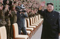 North Korea condemns US over latest sanctions