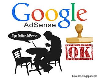 Tips Cara Daftar Google AdSense Yang Benar Cepat Diterima