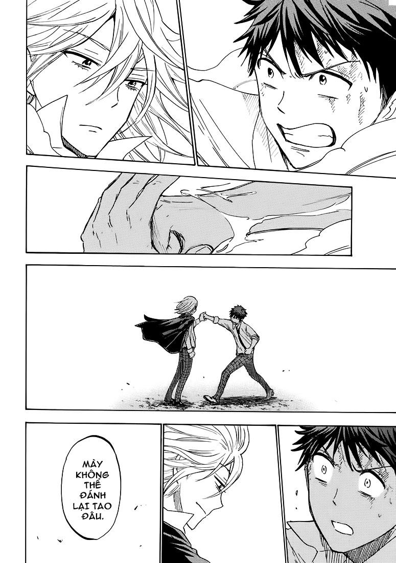 Yamada-kun to 7-nin no majo chap 221 Trang 16 - Mangak.info