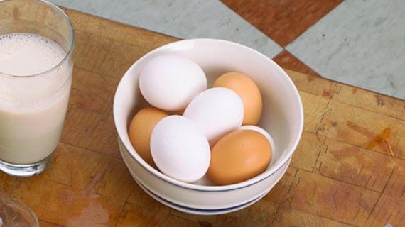 αυγα γαλα