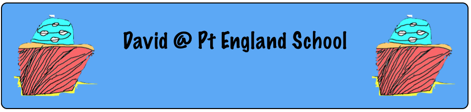 David @ Pt England School