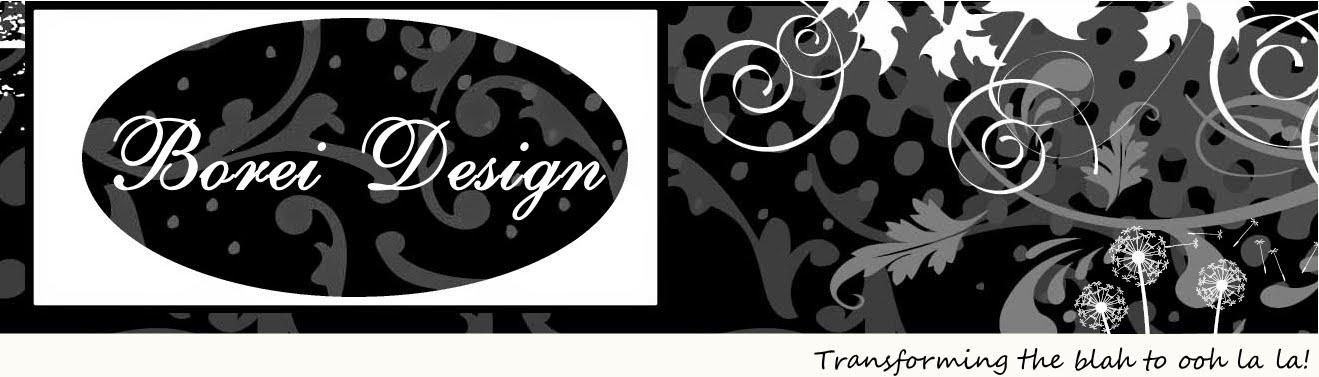 Borei Design - DIY Tutorials and Upcycled Crafts Blog