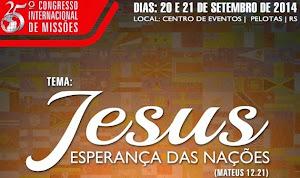CONGRESSO DAS MISSÕES/PELOTAS