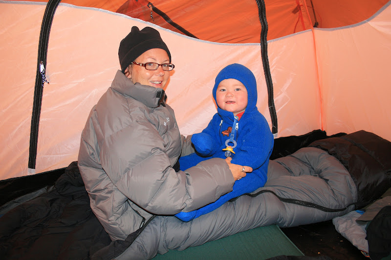 Family Adventures in the Canadian Rockies: Family camping ...