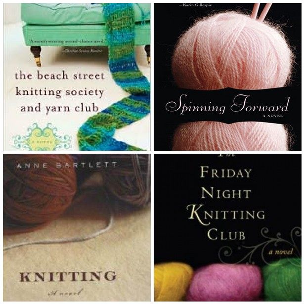 the friday night knitting club book review