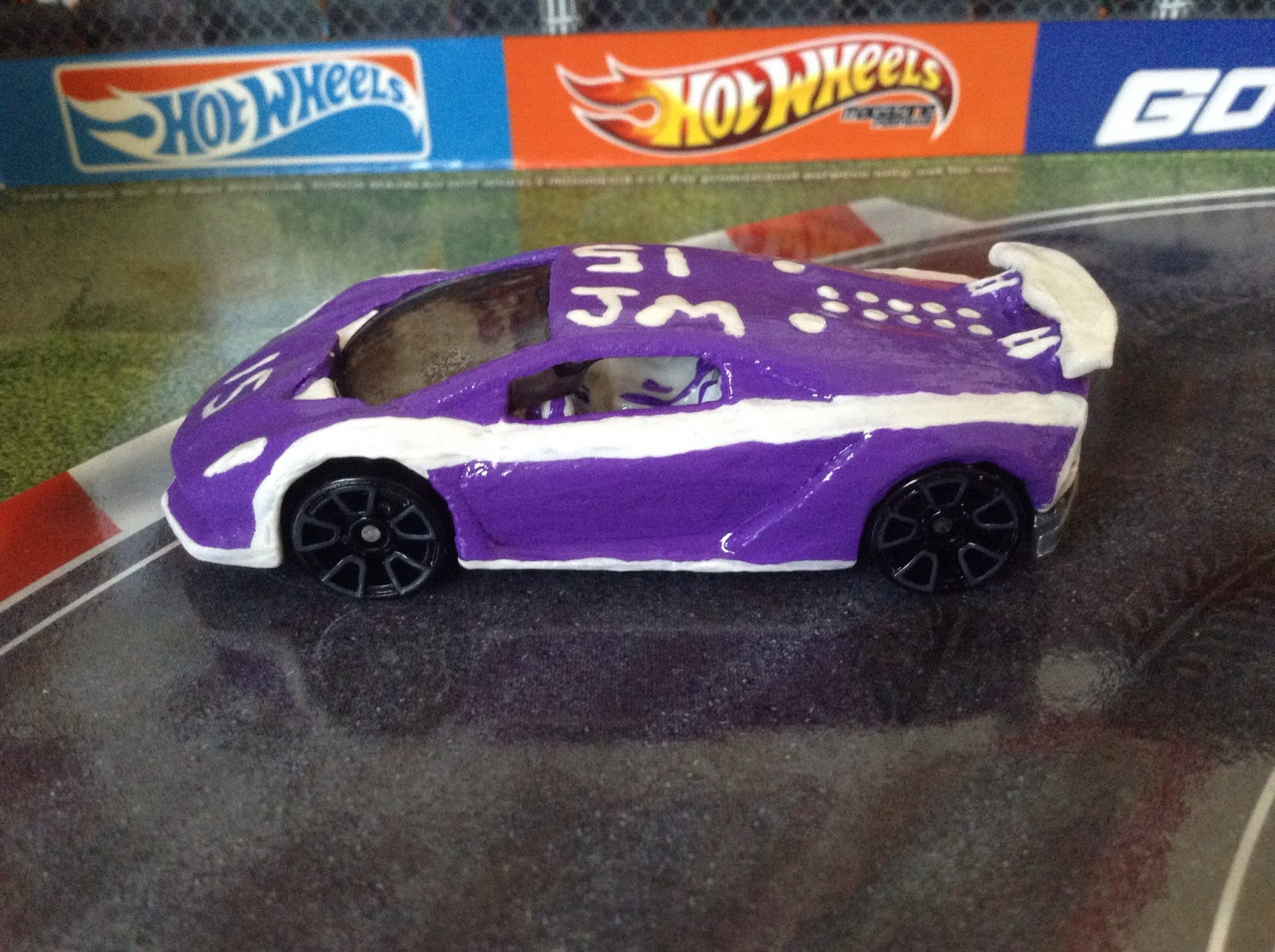 Julian S Hot Wheels Blog Personally Customized