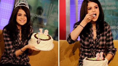 Cumpleaños Selena Gomez