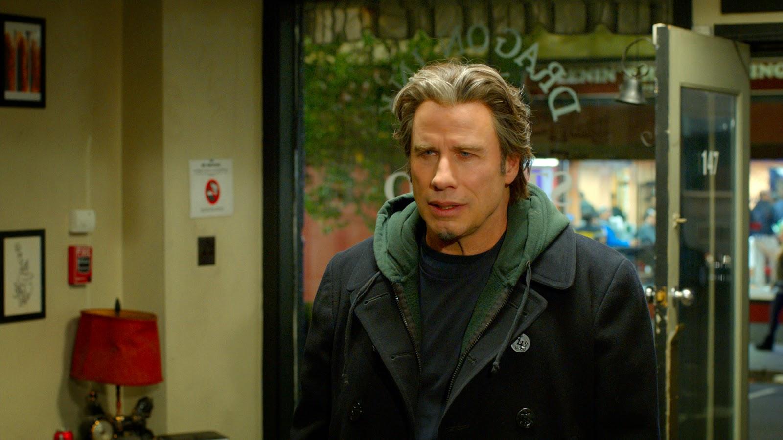 john travoltas crime thriller the forger gets a new
