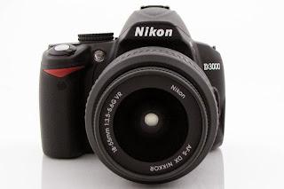Spesifikasi Kamera Nikon D3000 Terbaru