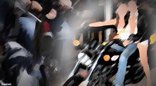 geng motor cewek suka di paksa klewang melayani sek bebas