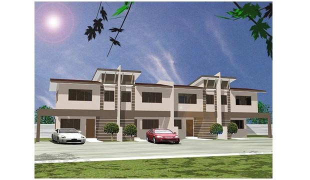 Mactan Plains Erin – Two Storey Rowhouse in Lapu lapu City