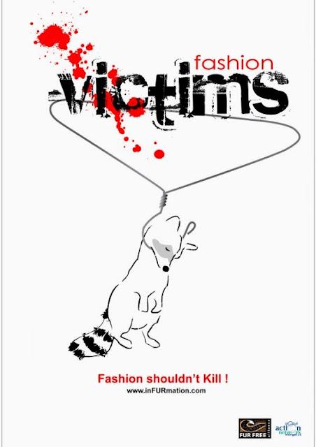 Đừng giết hại động vật vì những món đồ thời trang của bạn