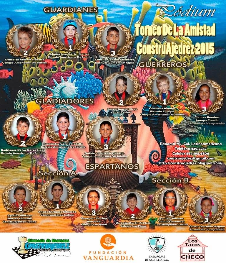 Torneo De La Amistad 2015