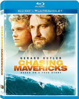 Chasing Mavericks (2012) BRRip 750MB MKV