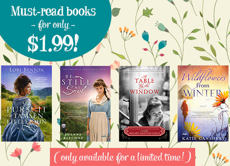 May Ebook Sale!