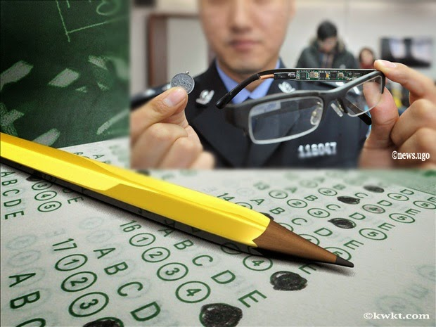 High-Tech Gear Used to Cheat on Pharmacist Licensure Examination