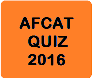 AFCAT Online Mock Test | Free AFCAT Online Quiz, Questions And Answers