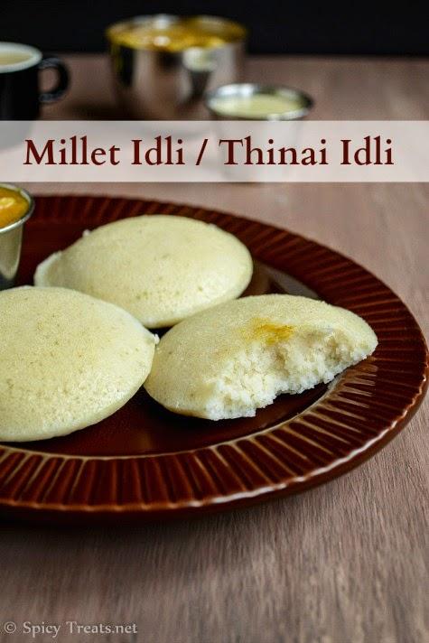Millet Idli Recipe