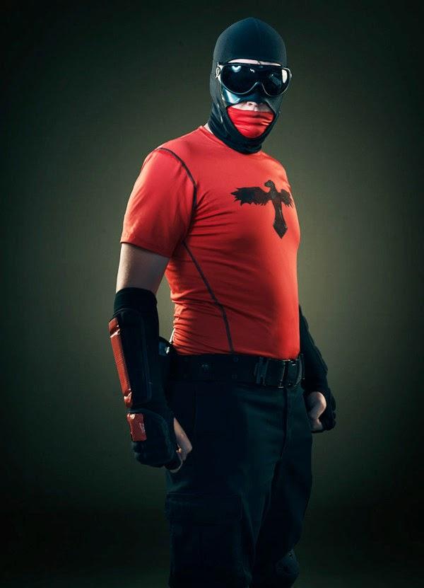 ©Dean Bradshaw - Real Life Superheroes. Fotografía | Photography