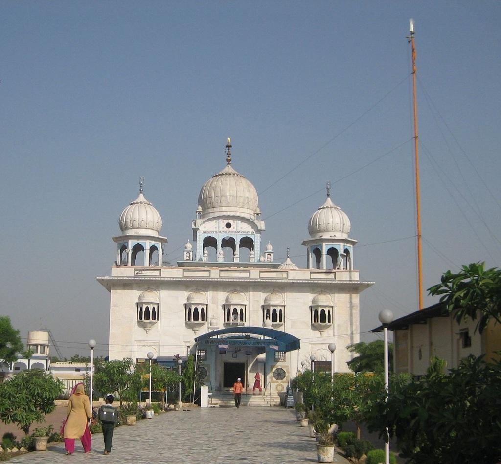 Ambala India  city photos gallery : Gurdwara Manji Sahib, Ambala, Haryana ~ Popular Temples of India