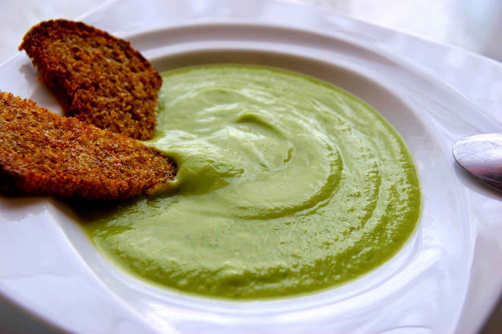 Brokułowa Zupa Krem