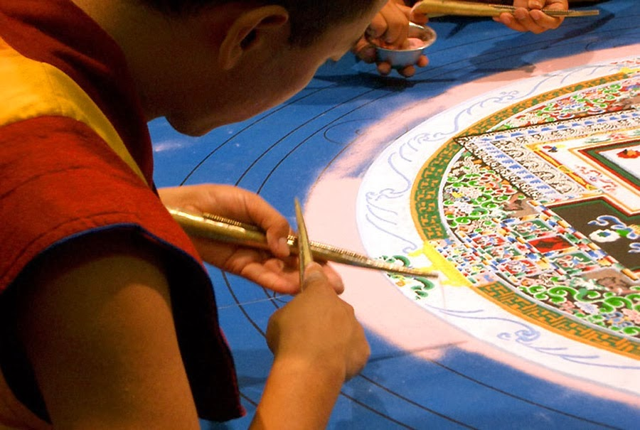 Sand Art by Mandalas Seen On www.coolpicturegallery.us