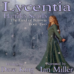 Lycentia the audiobook!