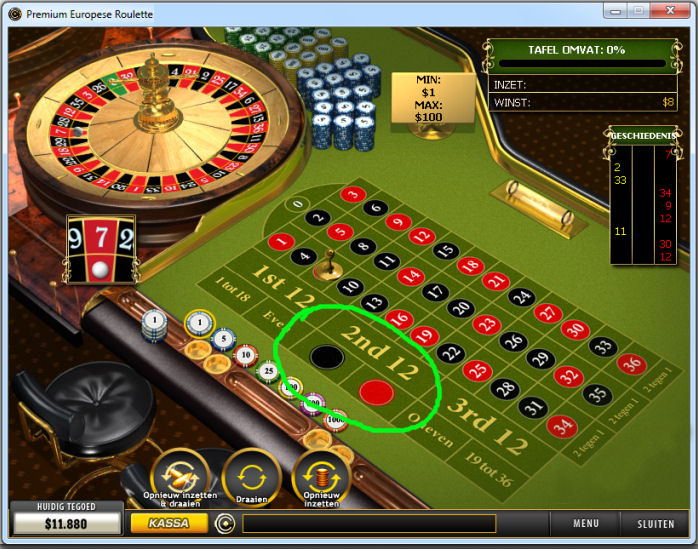 Ladbrokes roulette cheat systems