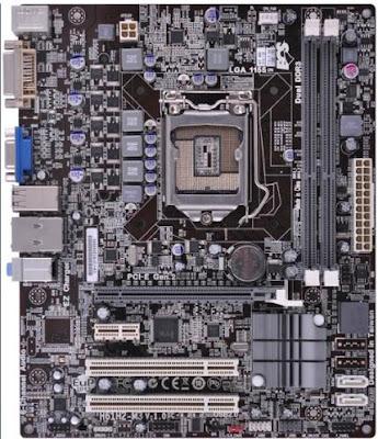 ECS H61H2-M3 motherboard