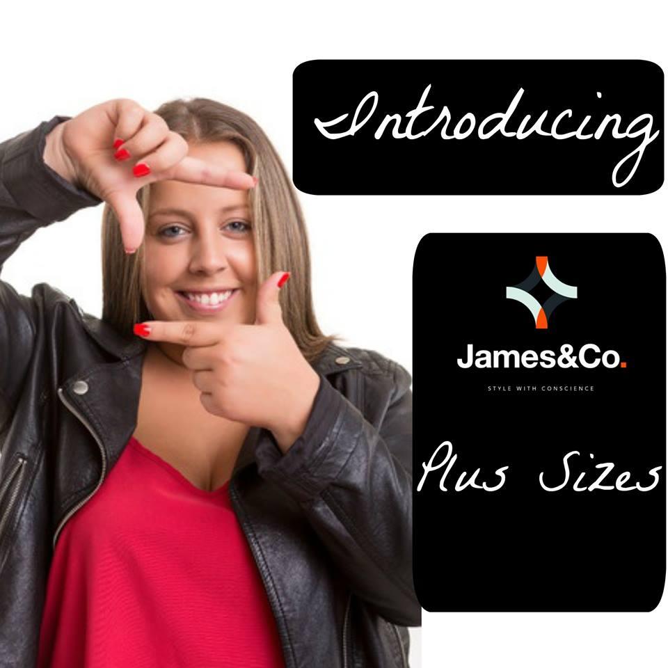 James&Co. Introduces Plus Size