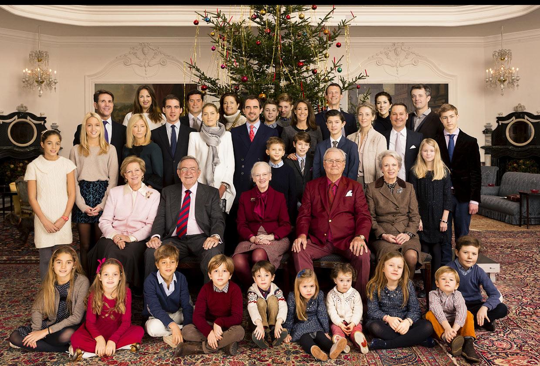 Página oficial de la Casa Real de Dinamarca