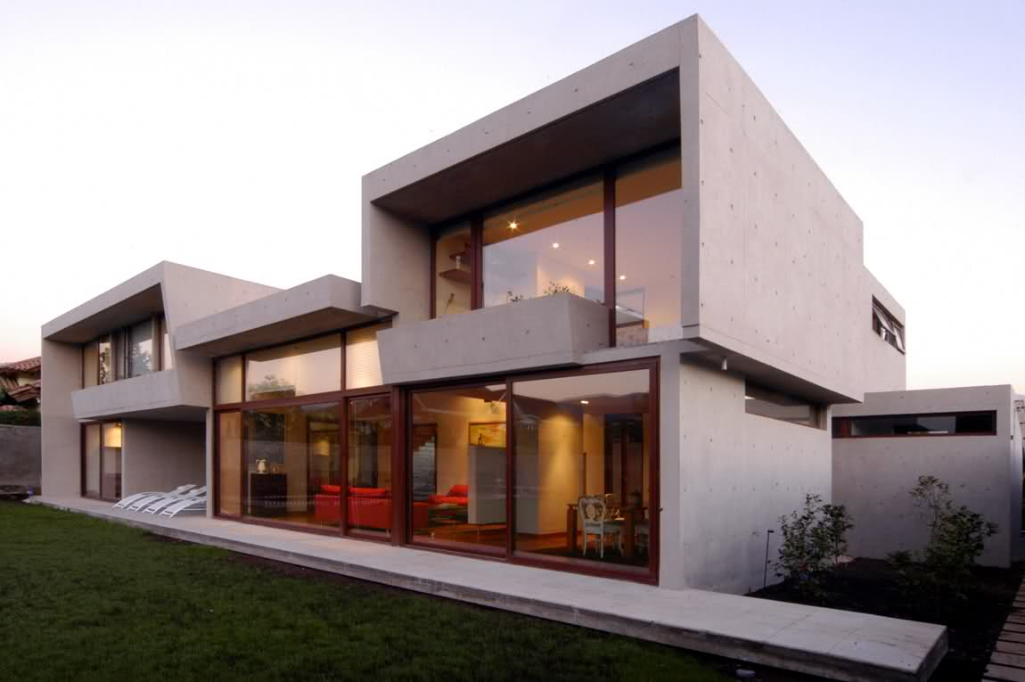 Bcnproyecto arquitectura bioclim tica - Arquitectos casas modernas ...
