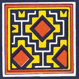 Motif Tana Toraja