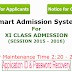 HSC Admission Result 2015 All Education Board