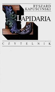 Lapidarium Kapuściński