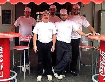 La Focaccia Pizzeria Special Staff