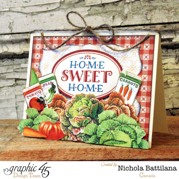 Home Sweet Home Cards - Nichola Battilana