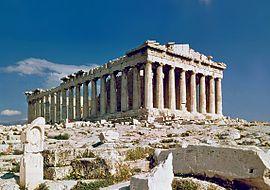 OPCIÓN A - BLOQUE Nª 1: Grecia.