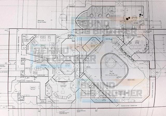 big australian house plans. House Plan  Big Brother Australia 2012