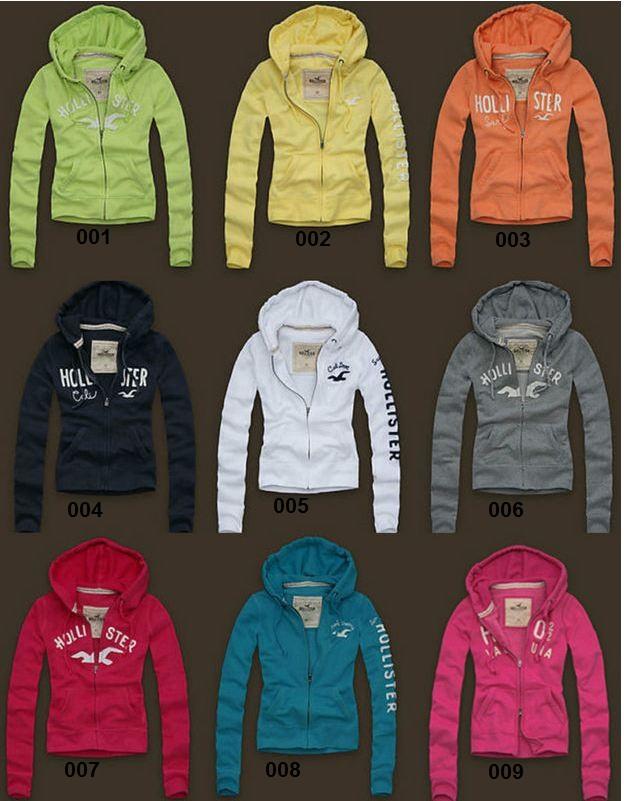 3c19cf92d1 Haleph shopp  Blusas de Moletom Hollister Feminino