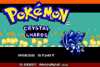 Nome: Pokémon Crystal Shards
