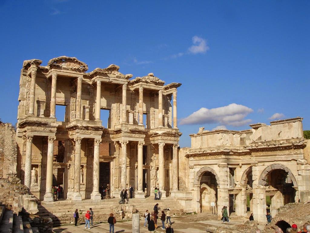 Kusadasi to Ephesus