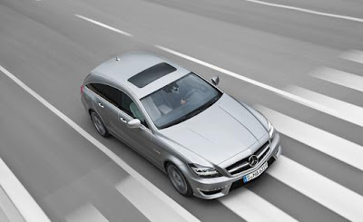 2013 Mercedes-Benz CLS63 AMG