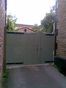 Restored gates